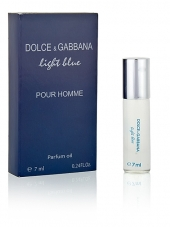 "Dolce And Gabbana ""Light Blue Pour Homme"" с феромонами (7 ml)"
