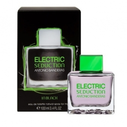 "Туалетная вода Antonio Banderas ""Electric Seduction In Black for men"", 100 ml"