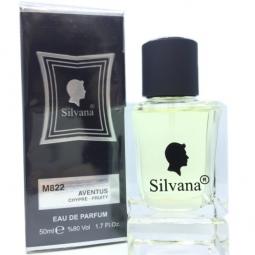 Парфюмерная вода Silvana M 822 AVENTUS купить недорого